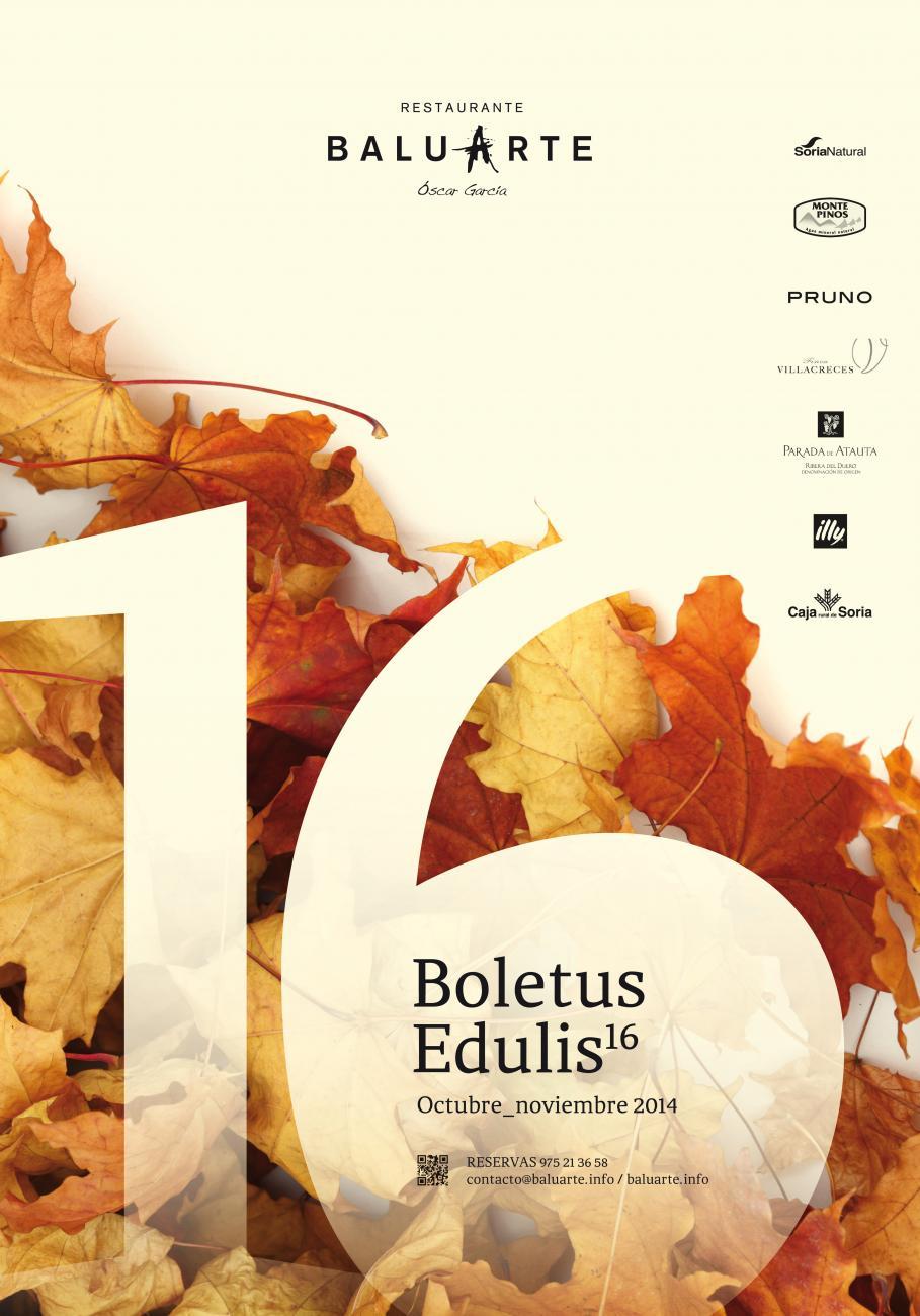 XVI Jornadas de Boletus Edulis
