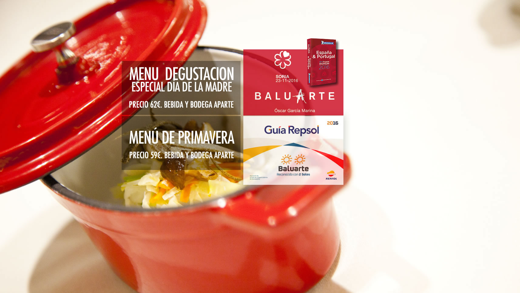 Restaurante Baluarte de Soria