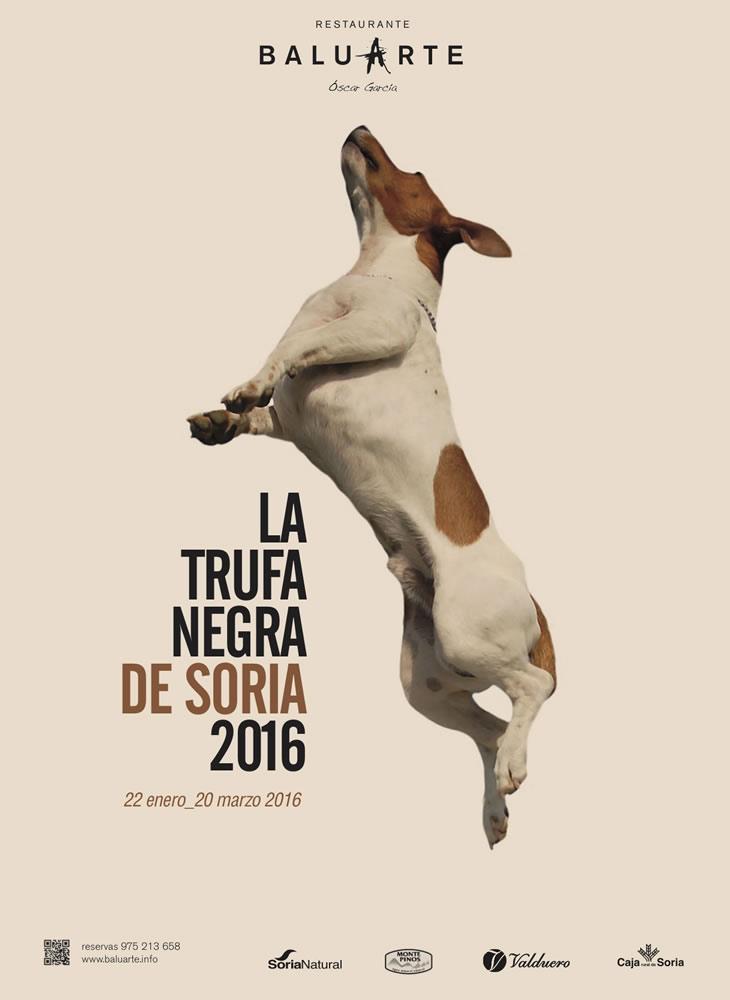 LA TRUFA NEGRA DE SORIA 2016