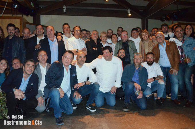 Vídeo de la cena homenaje a Paco Torreblanca y Rafael García Santos